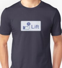 Lift  (horizontal logo) T-Shirt