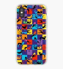 Pop Art Hounds iPhone Case