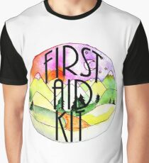 First Aid Kit Graphic T-Shirt