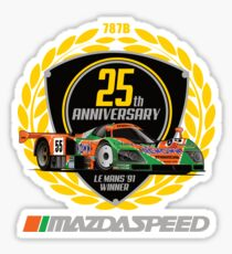 Mazda 787B Sticker