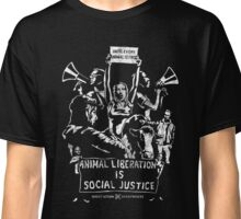 Liberation (white) Classic T-Shirt