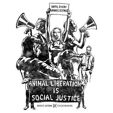 Liberation (black) by TheFruitBat