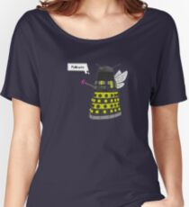 Bee Dalek  Women's Relaxed Fit T-Shirt