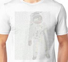 Apollo 11 Transcript Unisex T-Shirt