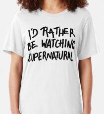Supernatural Slim Fit T-Shirt