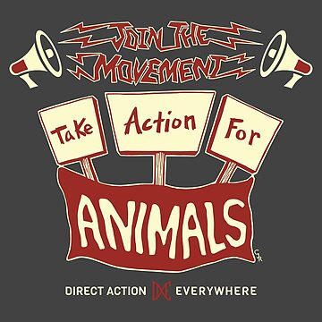 Join the Movement! by TheFruitBat