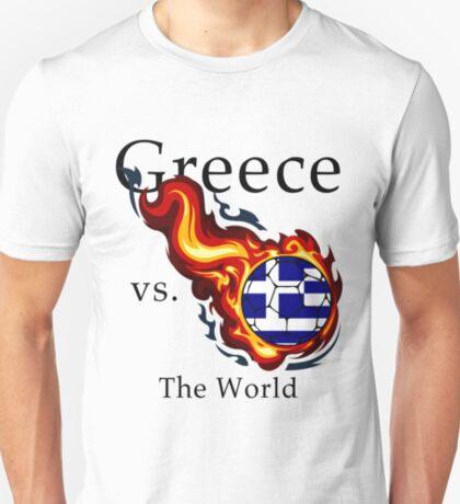 World Cup - Greece Versus The World T-Shirt