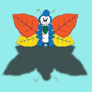 Metamorphosis by DoodleDoc