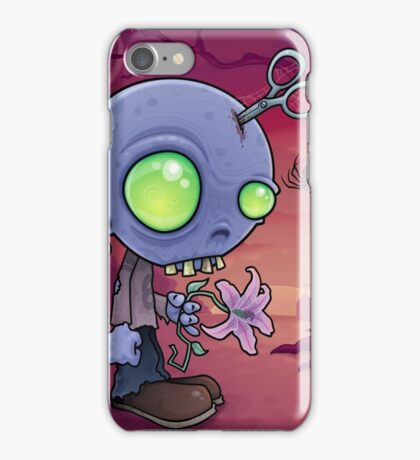 Zombie Jr. iPhone Case/Skin