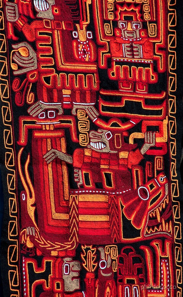 Incan Art by phil decocco