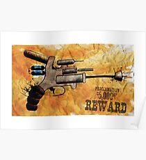 Raygun Poster