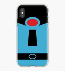 Golden I iPhone Case
