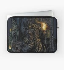 Bloodborne - The Hunt Laptop Sleeve