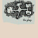 GO PLAY already by Brad Murray