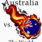 World Cup - Australia Versus the World by pjwuebker