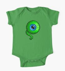 Jacksepticeye Pixel art logo - SepticeyeSam Eyeball One Piece - Short Sleeve
