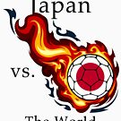 World Cup - Japan Versus the World by pjwuebker