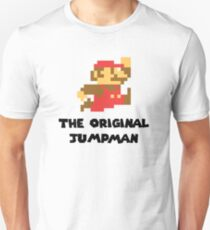 Mario - The Original Jumpman T-Shirt