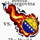 World Cup - Bosnia Herzegovina Versus the World by pjwuebker