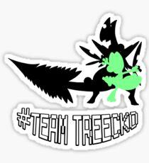 Team Treecko Sticker