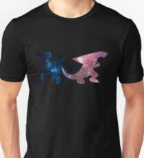 Dialga & Palkia Unisex T-Shirt