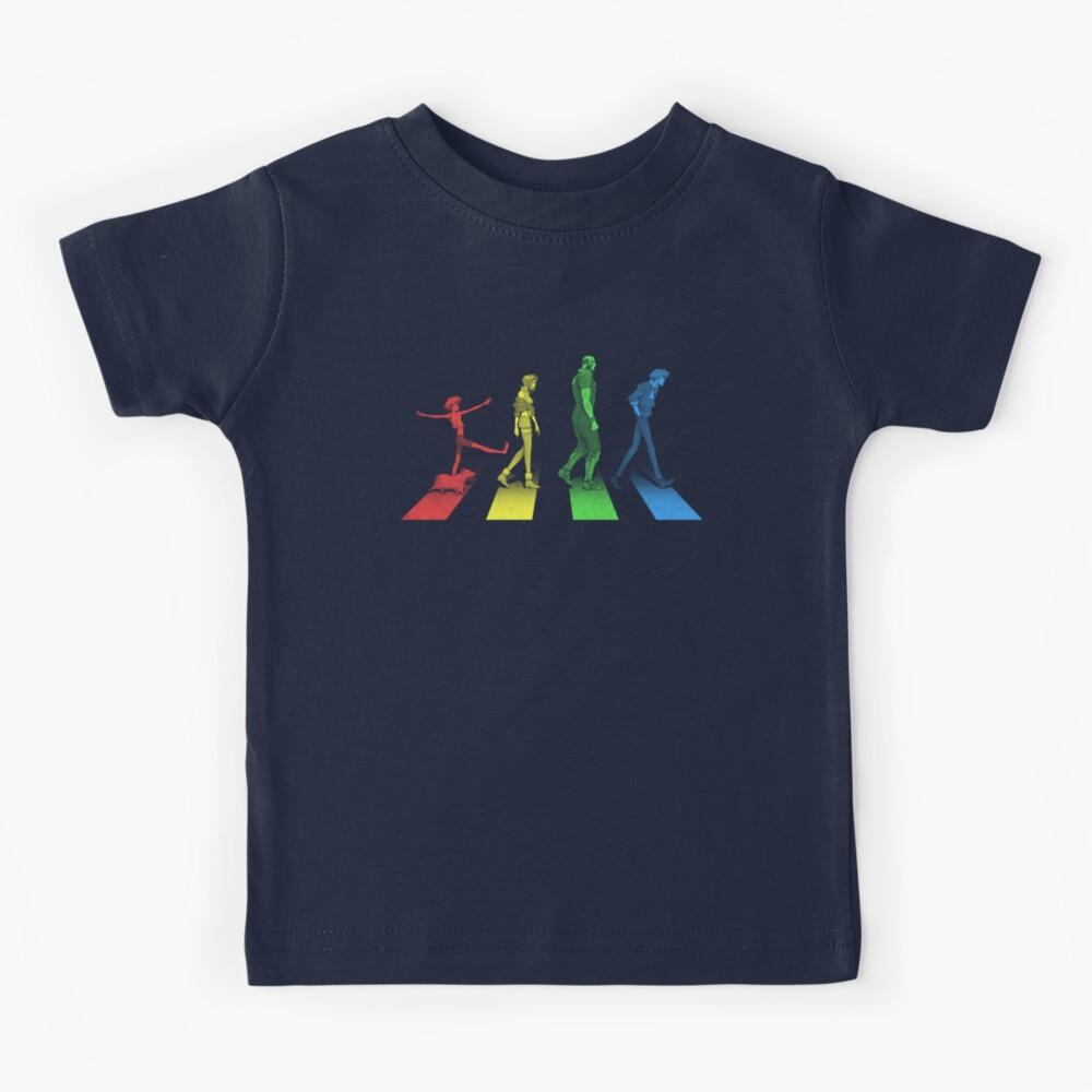 Stray Dog Strut Kids T-Shirt