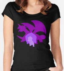 Salamence Women's Fitted Scoop T-Shirt