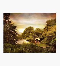 Wagner Cove Photographic Print