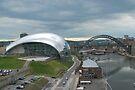 Newcastle upon Tyne by Cathy Jones