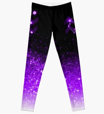 Aquarius - Violet Leggings