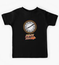 Back to the Future Clock 2015 Kids Clothes