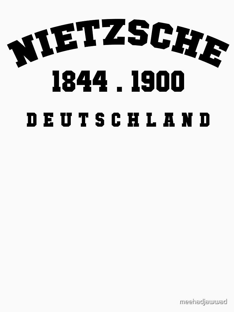 Nietzsche by mildstorm
