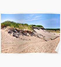 Dunes of Cape Cod, Provincetown!!! Poster