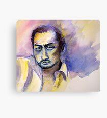Ken Watanabe Canvas Print