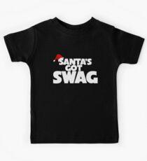 Santas got SWAG Kids Tee