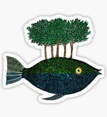 This Island Earth Sticker