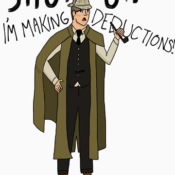 Doctor Holmes by anonfangirl