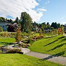 Madison Valley park by Jaime Pharr