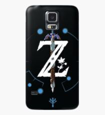 The Legend of Zelda: Breath of The Wild Print Case/Skin for Samsung Galaxy