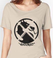 Mortal Kombat X - Who's Next? Women's Relaxed Fit T-Shirt