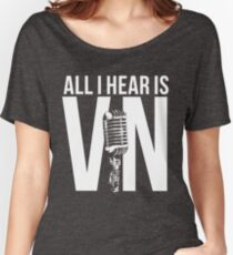 Vin Scully  Women's Relaxed Fit T-Shirt