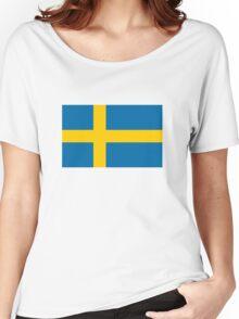 Sweden Women's Relaxed Fit T-Shirt