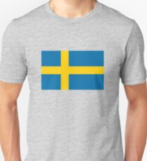 Schweden Slim Fit T-Shirt