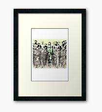 'Che'..... Framed Print
