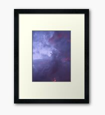 night changes, 3 Framed Print