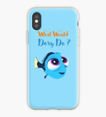 What would baby dory do iPhone Case