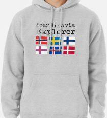 Scandinavia Explorer Pullover Hoodie