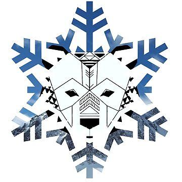 Snowflake BVRR by icecoldbvrr