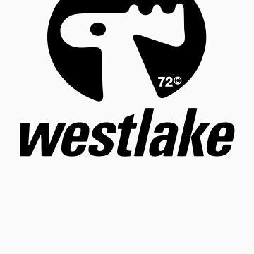 A very groovy Elk T-Shirt by Westlake1972