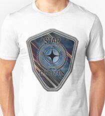 Star Citizen Logo - MultiColour Unisex T-Shirt
